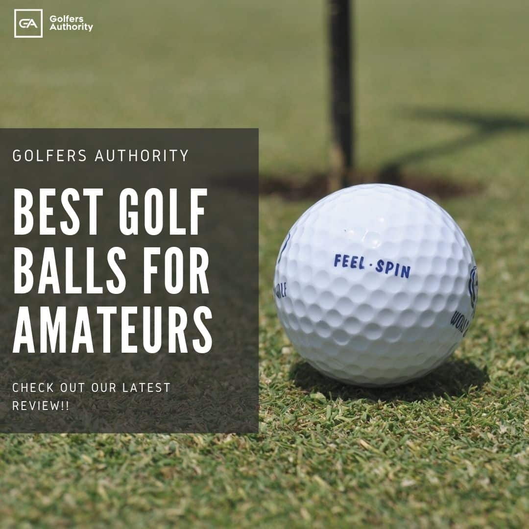best golf balls for amateurs