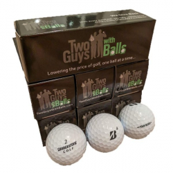 Two Guys with Balls Review