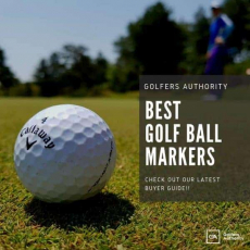 Best Golf Ball Markers for 2020