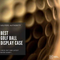 Best Golf Ball Display Case for 2020