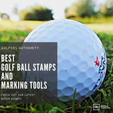 Best Golf Ball Stamps and Marking Tools for 2020