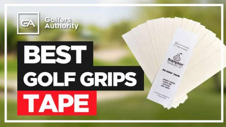 Best Golf Grip Tape