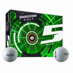 Bridgestone E5 Golf Ball Review