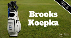 Brooks Koepka WITB? (What's in the Bag)