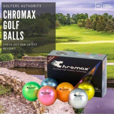 Best Chromax Golf Balls for 2020