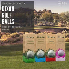 Best Dixon Golf Balls for 2020