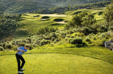 Dye Canyon Course at Promontory