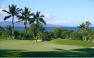 Emerald Course at Wailea Golf Club