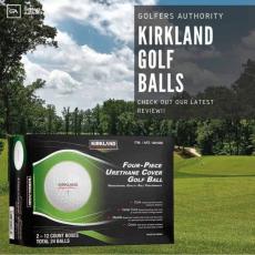 Best Kirkland Golf Balls