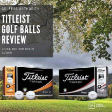 Best Titleist Golf Balls