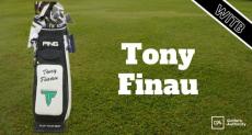 Tony Finau WITB? (What's in the Bag)