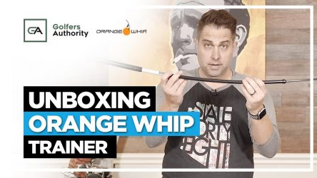 Unboxing the Orange Whip Trainer