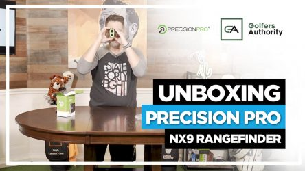Unboxing the Precision Pro NX9 Rangefinder