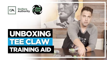 Unboxing the Tee Claw Golf Training Aid