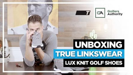 Unboxing the True Knit II Golf Shoes