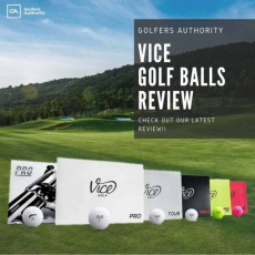 Best Vice Golf Balls [2020]