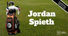 Jordan Spieth WITB? (What's in the Bag)