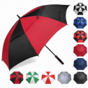 BAGAIL Canopy Vented Windproof Golf Umbrella
