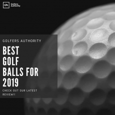 Best Golf Balls for 2019