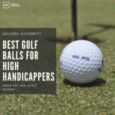 Best Golf Balls For High Handicappers