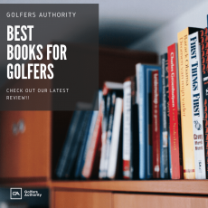 Best Golf Books for 2020