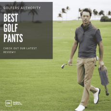 Best Golf Pants for 2020