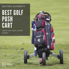 Best Golf Push Carts for 2020