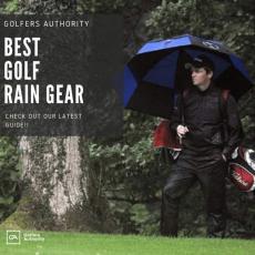 Best Golf Rain Gear for 2020