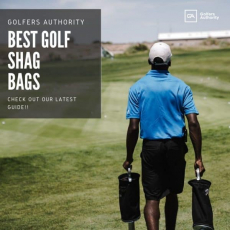 Best Golf Shag Bag for 2020
