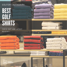 Best Golf Shirts for 2020
