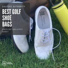 Best Golf Shoe Bags for 2020
