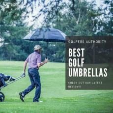 Best Golf Umbrellas for 2020