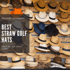 Best Straw Golf Hats