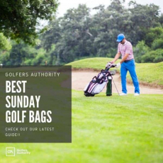 Best Sunday Golf Bag for 2020
