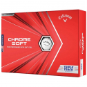 Callaway Chrome Soft Triple Track Golf Ball