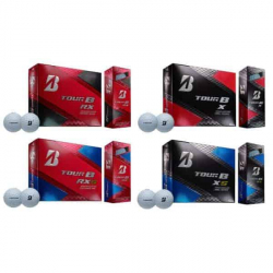 Bridgestone Tour B Golf Balls Review (X XS RX RXS)