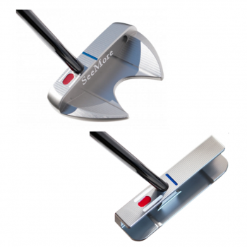 Seemore M5HT and MFGP20 Putters Review