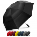EEZ-Y 58 Inch Portable Double Canopy Golf Umbrella