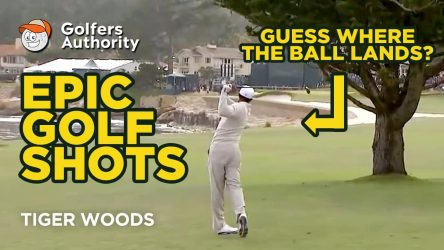 Epic Golf Shots Part 5 – Tiger Woods' Most Amazing Golf Moments