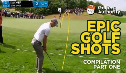 Epic Golf Shots Part 1