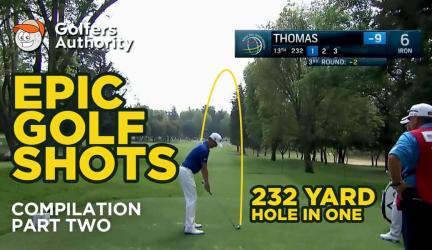 Epic Golf Shots Part 2 Video