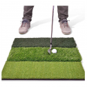 GoSports Tri-Turf XL Golf Mat