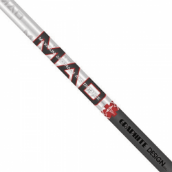 Graphite Design MAD Golf Shaft Review