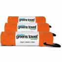 Greens Microfiber Golf Towel