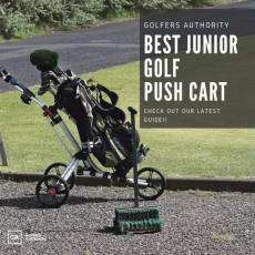 Best Junior Golf Push Carts for 2020