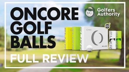 OnCore Elixir Golf Balls Video Review