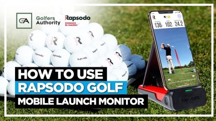 How To Use the Rapsodo Golf Mobile Launch Monitor (MLM)