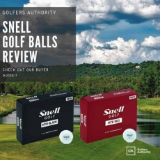 Best Snell Golf Balls for 2020