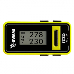 Izzo Golf Swami Voice GPS Clip Review