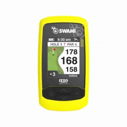 Izzo Golf Swami 6000 GPS Review